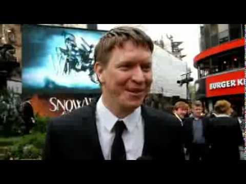 Snow White and the Huntsman World Premiere Interview - Sam Spruell