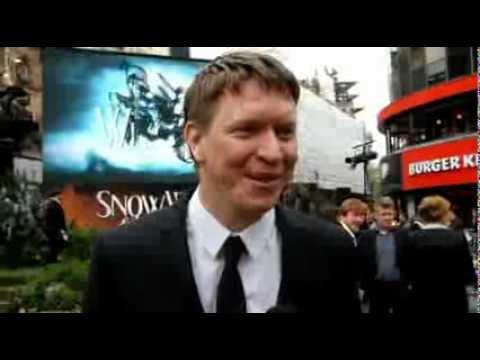 Snow White and the Huntsman World Premiere Interview - Sam Spruell