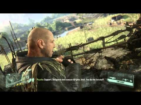 Crysis 3 - Test Gameplay Hd 7850 2GB DDR5 AMD FX 6100 3.3 GHZ