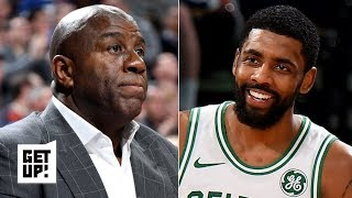 Magic ruined the Lakers' chances to land a big-time free agent - Jay Williams | Get Up!