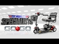 Pride Go-Go Elite Traveller Scooter - Top Mobility Specialists