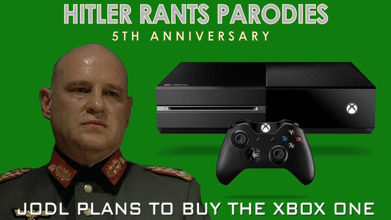 Jodl plans to buy the Xbox One
