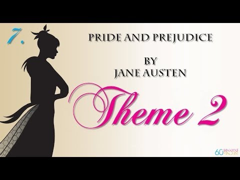 main themes in pride and prejudice In 'pride and prejudice,' a romantic relationship ignites between elizabeth bennet  and  as the title suggests, prejudice is one of the main themes of the novel.