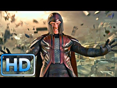 Магнето предает Апокалипсиса / Люди Икс: Апокалипсис (2016)