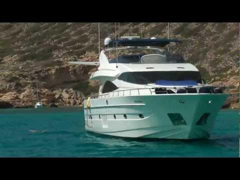 Mallorca-Playa de Palma by boat / snorkeling summer 2012 (Spanyolország)