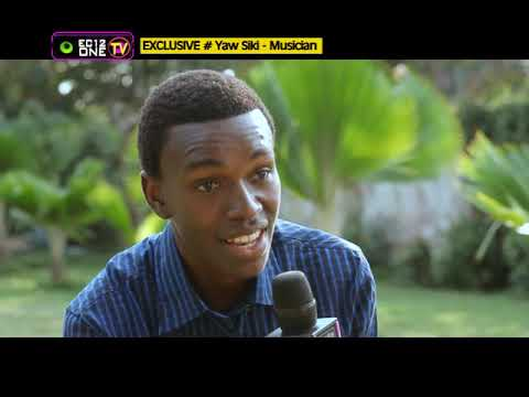 Yaw Siki On Ec12one Tv Show video