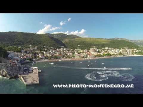 Petrovac from the Air :: July 2014