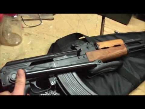 AK47 CENTURY ARMS UNDERFOLDER ROMANIAN WASR 10-63 7.62x39 CALIBER PURCHASE
