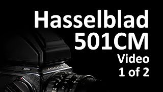 Hasselblad 501CM Video Instruction Manual 1 of 2