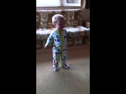 Charlie Dances Open Gangman Style video