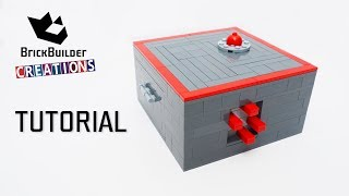 LEGO MOC SAFE | Tutorial - How To Build It | 324pcs | Brick Builder Creations