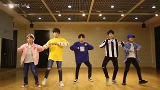 YHBOYS组合《Step up》Dance practice【1080P】