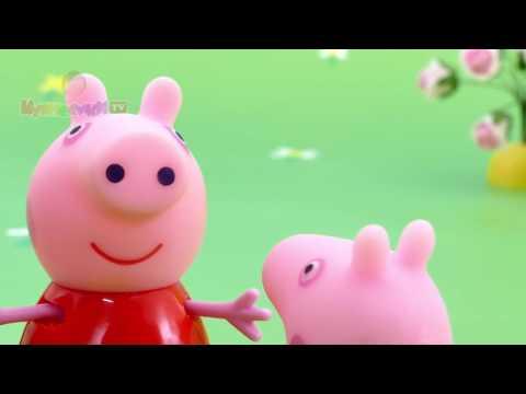 свинья пеппа все серии подряд по русски новые серии
