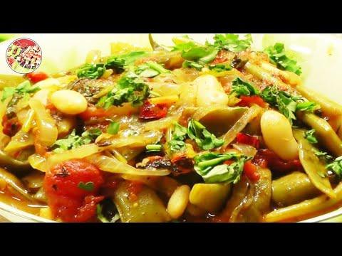 Простейшие блюда из фасоли рецепты
