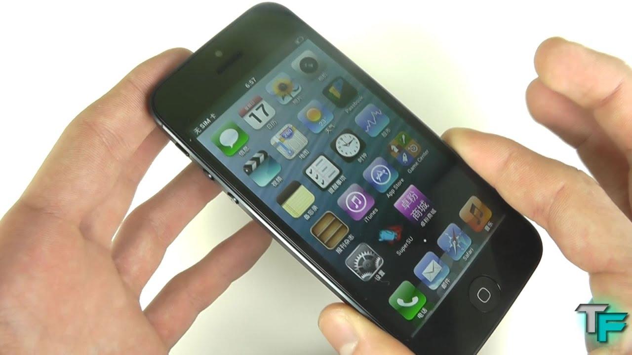 Как сделать iphone из андроида
