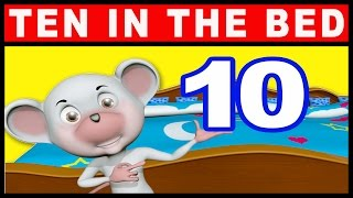 Ten In The Bed - Poems For Kids