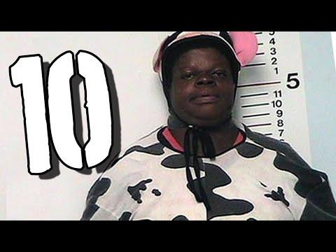 10 Najgłupszych MORDERCÓW [feat. Kuba Em]