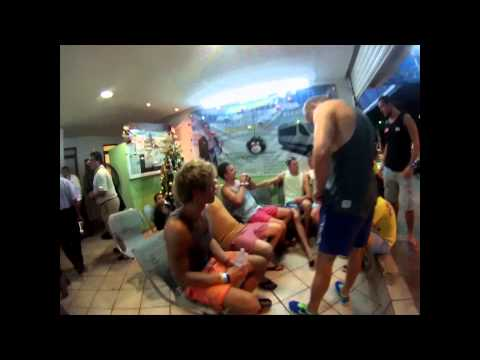 Central America New Years 2012/13 - Boys Trip - Final Edit