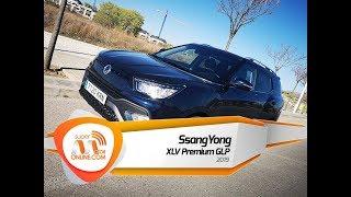 SsangYong XLV GLP 2019 / Al volante / Prueba dinámica / Review / Supermotoronline.com