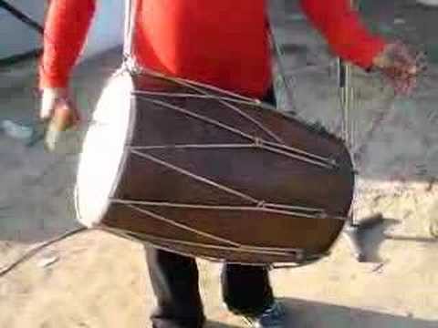 dhol freestyle