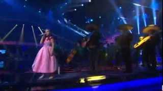 Michelle Gomez Quinto Concierto  En La Academia Kids Lala