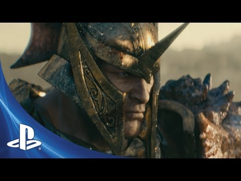 "God of War: Ascension ""Evil Ways"" Official Multiplayer Trailer"