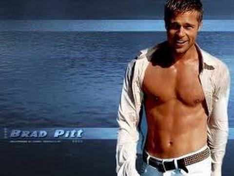 Brad Pitt's Secret Workout - GET A BODY LIKE BRAD PITT ...