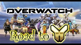 Overwatch SR battles 1080p 60fps
