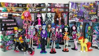 Monster High Collection Update