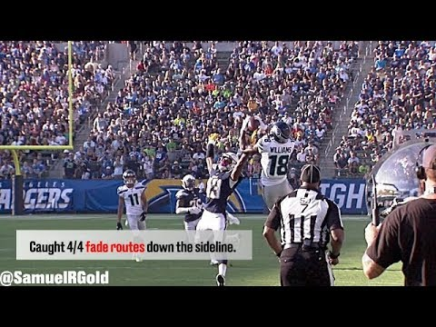 Film Room: Kasen Williams and the Seahawks' fade route (NFL Breakdowns Ep. 81)