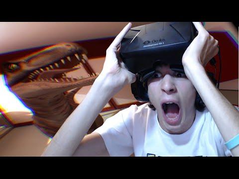 UNO SPAVENTO DA RECORD!! - Oculus Rift (Don't Let Go)