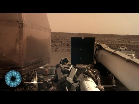 Marsmission InSight - Ich bin auf dem Mars gelandet- Clixoom Science & Fiction