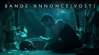 Avengers : Endgame - Bande Annonce VOST