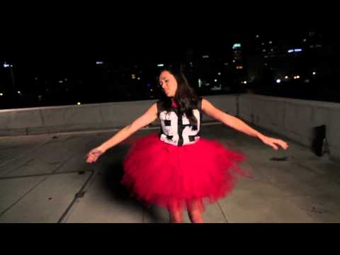 Roar -  Katy Perry Official Music video (cover) Megan Nicole
