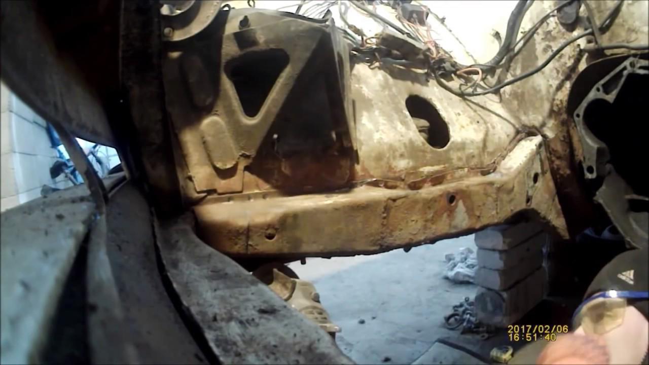 Кузовной ремонт своими руками ваз 2106