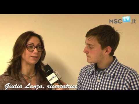 Intervista a Giulia Lanza, ricercatrice CERN