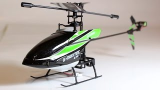 RC helicopter G-Maxtec 881 4CH 2.4G обзор