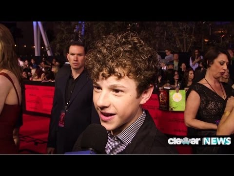 Nolan Gould Wants Jennifer Lawrence on Modern Family!