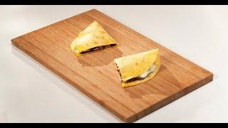 Пенне с анчоусами и хлебными крошками и тортилья с маршмеллоу | Дежурный по кухне
