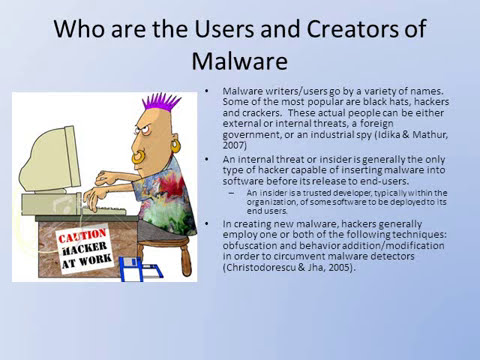 What is Malware.wmv