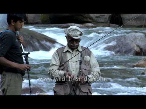 Trout fishing in Jammu & Kashmir