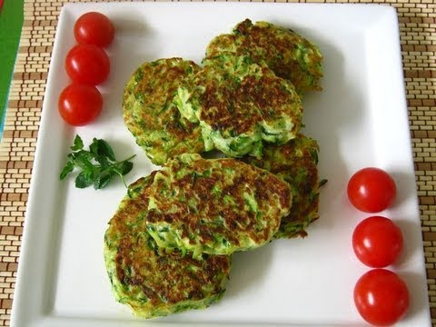 Hamburger di zucchina