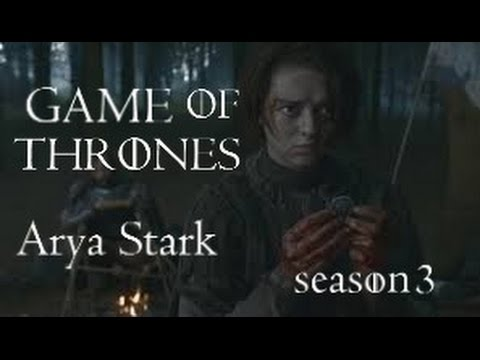 Arya Stark - season 3 (vostfr) (Game of Thrones)