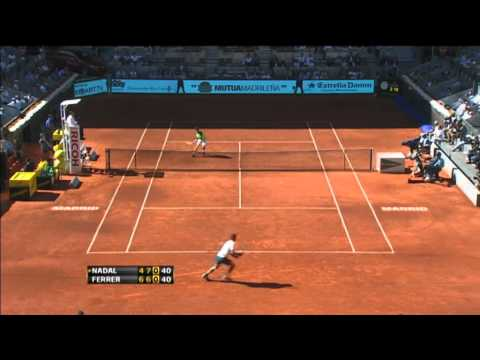 2013 Mutua Madrid Open Hot Shot Countdown