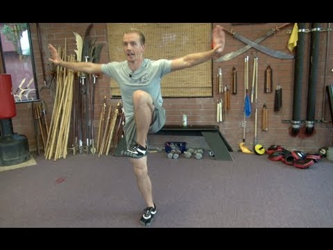 Eagle Claw Kung Fu - YOU Can Learn This!