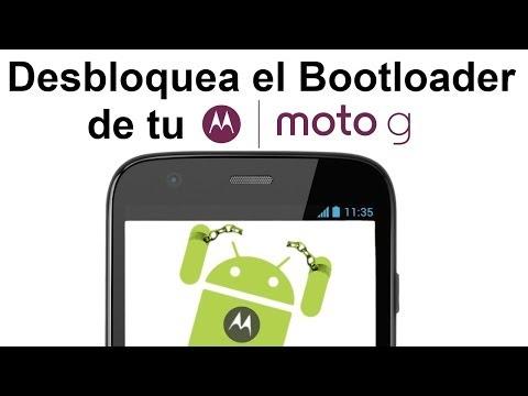 Motorola Moto G: ¿Cómo desbloquear el Bootloader? Primer paso para Root . Tutorial [HD]