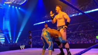 SmackDown: Sin Cara vs. Sheamus