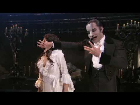 Phantom of the Opera Show Footage