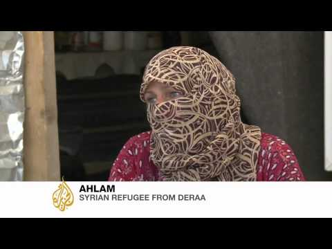 UN: Syrian refugee numbers cross two million