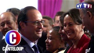 C'est Canteloup - Ségolène Royal essaye de reconquérir François Hollande